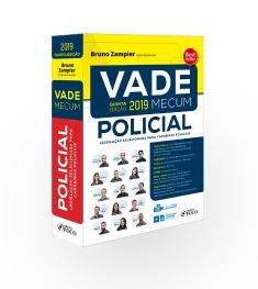 VADE MECUM POLICIAL - 5ª ED - 2019