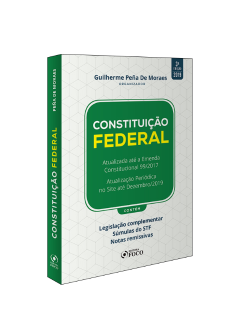CONSTITUIÇÃO FEDERAL - 3ª EDIÇÃO - 2019