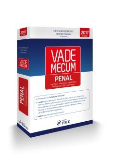 VADE MECUM DE LEGISLAÇÃO - PENAL - 2ª ED - 2017