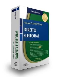 MANUAL COMPLETO DE DIREITO ELEITORAL - ED. 2014