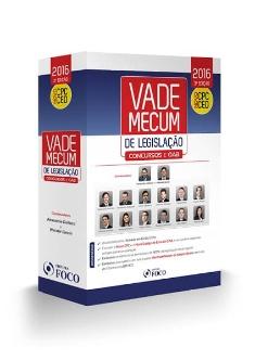 VADE MECUM DE LEGISLAÇÃO  - 3ª EDIÇÃO - 2016