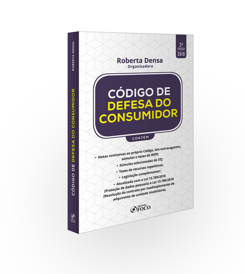CÓDIGO DE DEFESA DO CONSUMIDOR - MINI - 1ª ED - 2017