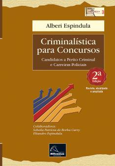 CRIMINALÍSTICA PARA CONCURSOS
