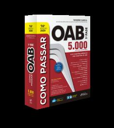 Combo Mapamentalizado OAB, Super Revisão OAB e Como Passar na OAB