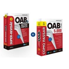 Combo OAB: Como Passar na OAB e Super Revisão