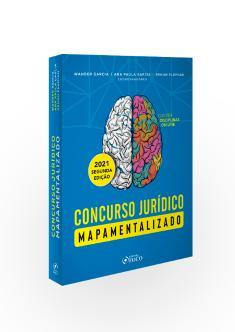 CONCURSO JURÍDICO MAPAMENTALIZADO - 2ª ED - 2021