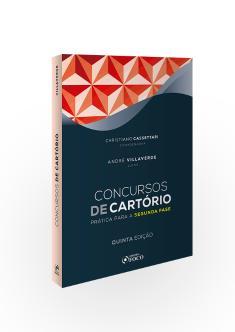 CONCURSOS DE CARTÓRIO - PRÁTICA PARA SEGUNDA  FASE - 5ª ED - 2020