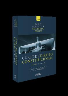 CURSO DE DIREITO CONSTITUCIONAL - 6ª ED - 2021