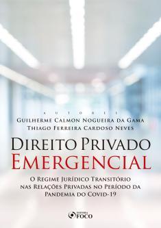 E-BOOK DIREITO PRIVADO EMERGENCIAL - 1ª ED - 2020