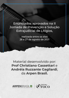 II JORNADA DE PREVENÇÃO E SOLUÇÃO EXTRAJUDICIAL DE LITÍGIOS