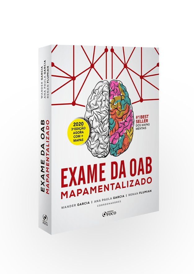 EXAME DA OAB MAPAMENTALIZADO - 3ª ED - 2020