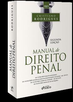 MANUAL DE DIREITO PENAL - 2ª ED - 2021