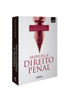 MANUAL DE DIREITO PENAL - 1ª ED - 2019
