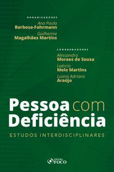 PESSOA COM DEFICIÊNCIA: ESTUDOS INTERDISCIPLINARES - 1ª ED - 2020 - E-BOOK