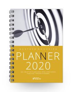 PLANNER 2020 - SEU OBJETIVO PLANEJADO PARA CONCURSOS PÚBLICOS,  PROVAS E EXAMES - 1ª ED - 2020