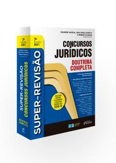 SUPER-REVISÃO PARA CONCURSO JURÍDICO - DOUTRINA COMPLETA - 7ª ED - 2021