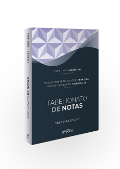 TABELIONATO DE NOTAS - 3ª ED - 2020