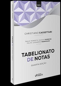 TABELIONATO DE NOTAS - 4ª ED - 2021