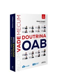 VADE MECUM DE DOUTRINA DA OAB - 2020 - 2ª EDIÇÃO