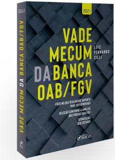 VADE MECUM DA BANCA OAB / FGV - 1ª ED - 2021